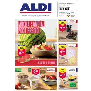 Catálogo Aldi 12 mayo-18 mayo 2021