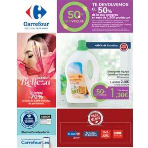 Catálogo Carrefour 11 mayo 2021