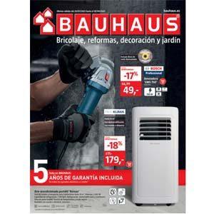 Catálogo Bauhaus 29 julio-18 agosto 2021