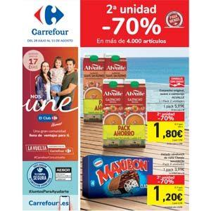 Catálogo Carrefour 29 julio 2021