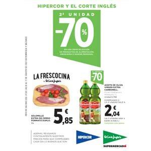 Catálogo Hipercor 29 julio 2021